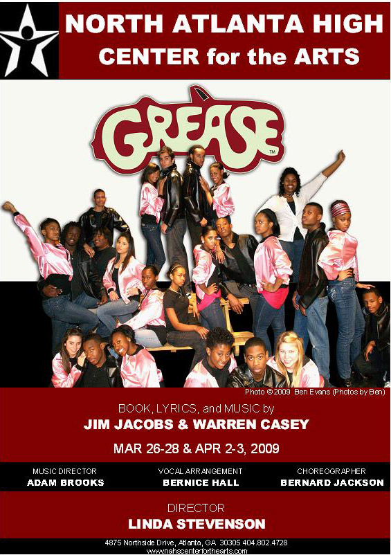 North Atlanta High School Center for the Arts Spring Production of