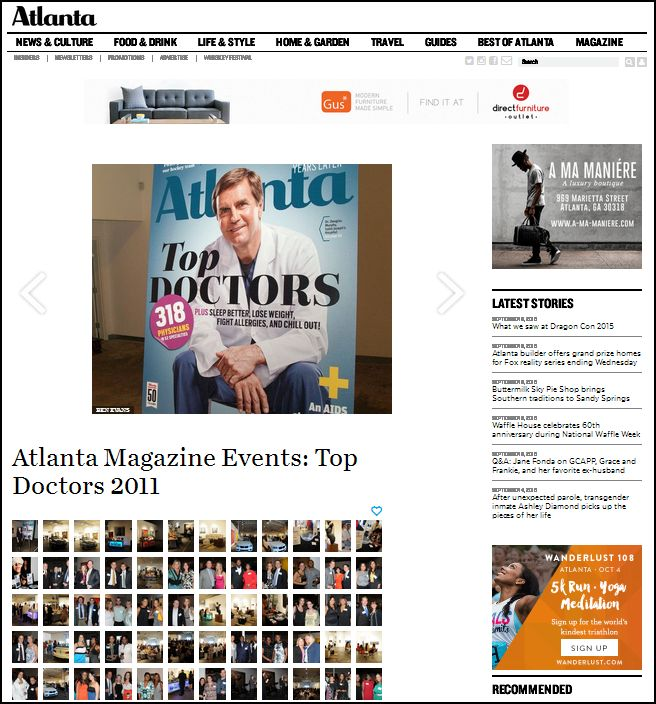 Atlanta Magazine Events